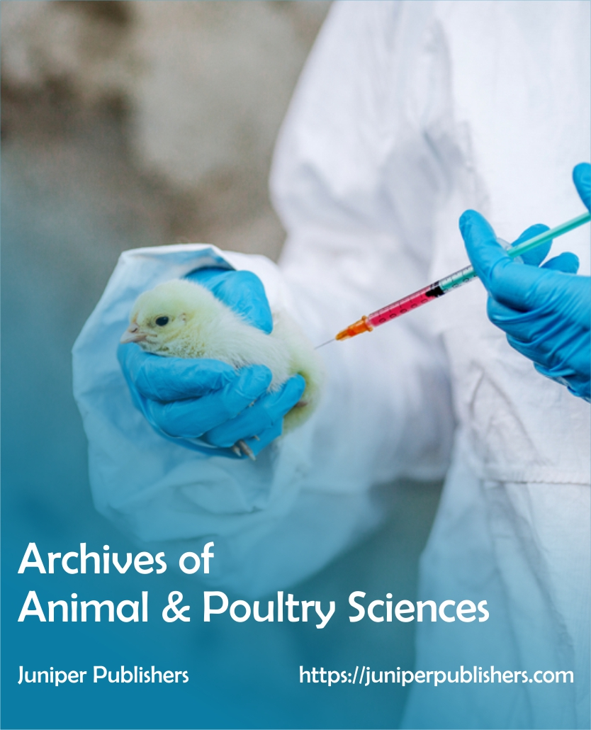 Juniper Publishers Archives of Animal & Poultry Sciences