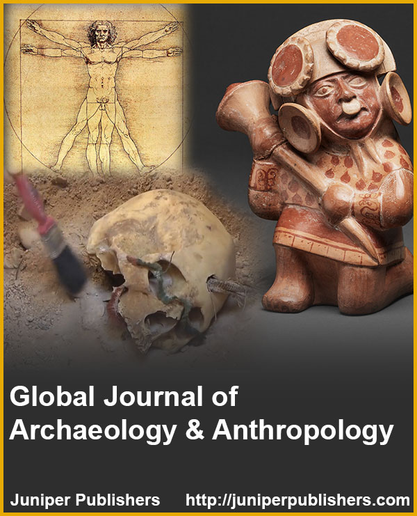 Juniper Publishers Global Journal of Archaeology & Anthropology