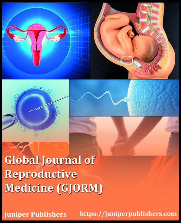 Juniper Publishers Global Journal of Reproductive Medicine