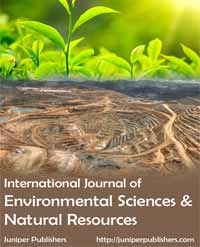 Juniper Publishers International Journal of Environmental Sciences & Natural Resources