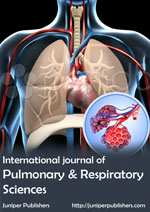 Juniper Publishers International Journal of Pulmonary & Respiratory Sciences