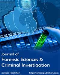 Juniper Publishers Journal of Forensic Sciences & Criminal Investigation
