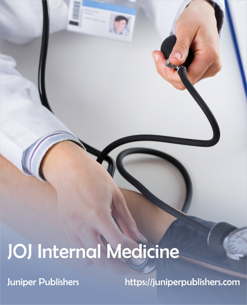 Juniper Publishers JOJ Internal Medicine