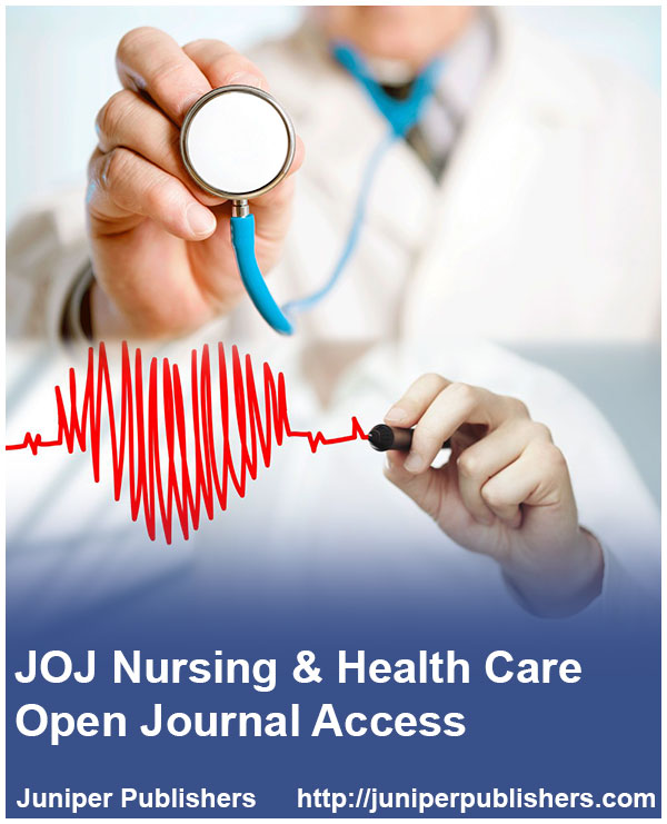 Juniper Publishers JOJ Nursing & Health Care