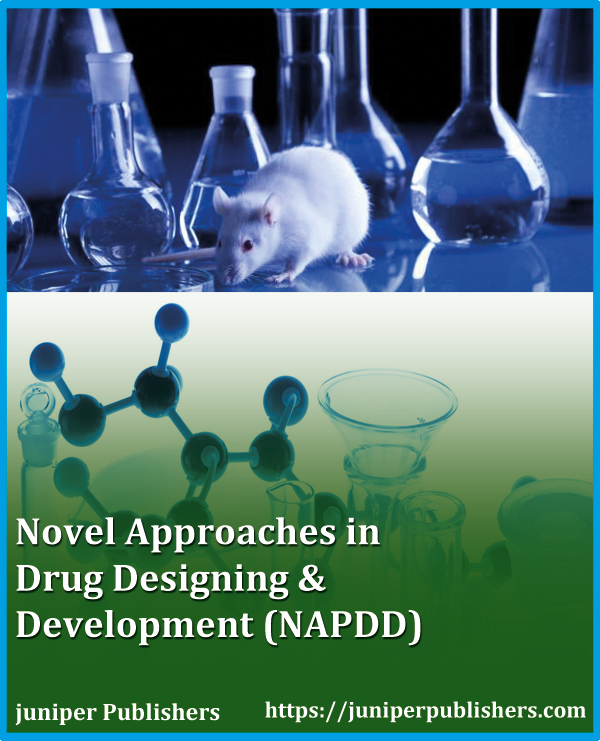 Juniper Publishers Novel Approaches in Drug Designing & Development