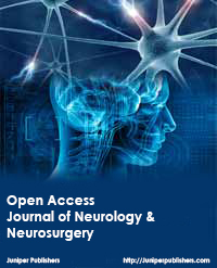 Juniper Publishers Open Access Journal of Neurology & Neurosurgery