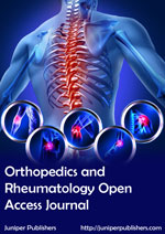 Juniper Publishers Orthopedics and Rheumatology Open Access Journal